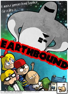 12M - Earthbound by Hanogan.deviantart.com on @deviantART