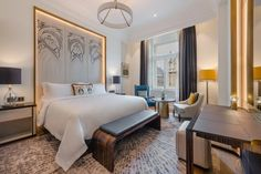 Luxushotel in Budapest renoviert: Neues im Matild Palace Budapest, Best Hotels, Hungary, Bed, Furniture, Home Decor, Remodels, Luxury, Decoration Home