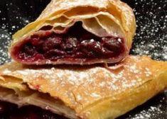 Savijača ili štrudla sa višnjama je kolač sa višanjma koje se zamataju u kore za savijače te se hrskavo zapeku. Savijača ili štrudla od višanja download recept sa slikama http://moja-kuhinja.com/savijace-strudle/savijaca-strudla-sa-visnjama.html