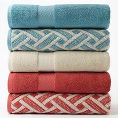 Chaps Home Stone Harbor Turkish Cotton Bath Towels