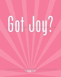 Got Joy ?