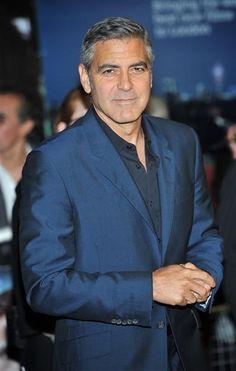 4. George Clooney: