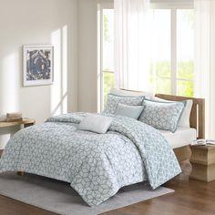 Madison Park Pure Alexa 5 Piece Comforter Set & Reviews | Wayfair
