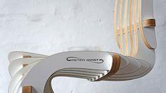 Peter Qvist mobilier à strates - mobilier design en bois en provenance du Danemark en auto-édition
