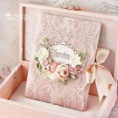 Wedding Certificate, Certificate Design, Diy And Crafts, Crafts For Kids, Paper Crafts, Wedding Boxes, Wedding Cards, Cajas Shabby Chic, Candy Gift Box