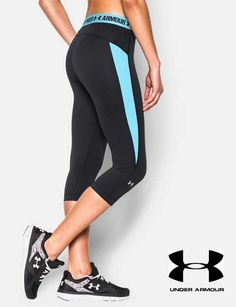 Under armour cool switch women's capris. #Fitness #Health