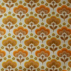 Hey, I found this really awesome Etsy listing at https://www.etsy.com/listing/126298057/seventies-vintage-wallpaper-50-cm