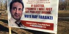 ReThink creates viral campaign of fake Toronto Mayoral candidates