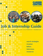"Got ""Yellow Book""?  Explore the UC Berkeley Career Center Job & Internship Guide today!"