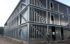 Metal Stud Framing Commercial Contractor | Lowell, MA
