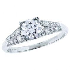 PF2147 Halo Setting, Three Stone Rings, Diamond Engagement Rings, Fine Jewelry, Jewels, Band, Silver, Wedding, Mariage