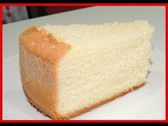 Pão de Ló Profissional com 3 Ingredientes vale a pena fazer ? Testando a Receita - YouTube