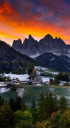 Dolomites valley of Funes, South Tyrol, Italy | by Simone Panzeri on 500px