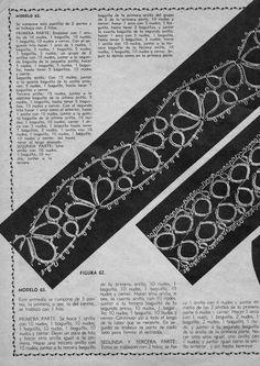 Aprenda a Tejer Frivolité Album de Labores nº 10 - orsochiacchierino - Picasa Web Albums