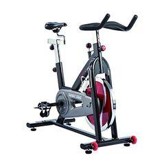 Sunny Health & Fitness Chain Drive Indoor Cycling Bike, Grey - http://fitness-super-market.com/?product=sunny-health-fitness-chain-drive-indoor-cycling-bike-grey