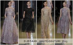 Elie Saab Haute Couture SS13