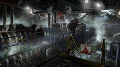 Call of Duty Concept Art
