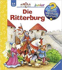 Die Ritterburg Wieso? Weshalb? Warum? junior, Band 4: Amazon.de: Kyrima Trapp: Bücher