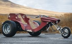 Scotty Moore - Elvis Presley's 1975 Super Cycle Stinger VW Trike