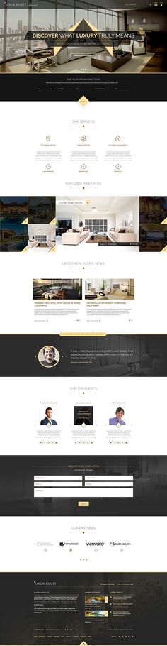 LUXOR is a premium real estate WordPress theme designed for the Real Estate market. LUXOR offers many features developed by Pulsar Media including our proprietary Pulse Slider and interactive image carousel. LUXOR is the perfect theme for selling homes and properties such as condos, apartments, homes and commercial units.