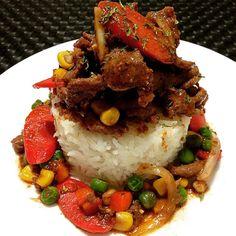 「 Stir-Fry #homecooking #iluvfud #instafood #foodporn #foodgasm #bonappetit #kaintayo #youcancook #lovestartsinthekitchen 」