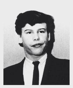 Steven Tyler aged 18