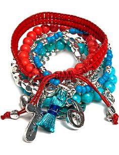 New Mexico Bracelet Set Cat Hammill