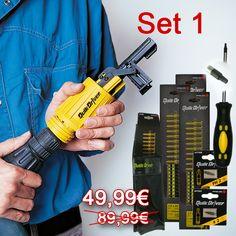 3000 Schrauben (3,9x35mm) +Schraubenzieher+Bit kreuz+....