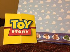 Toy Story Birthday Party Invitation by LesliesBBBoutique on Etsy, $3.25