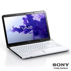 Sony VAIO SV-E1511C5E - Latest Sony laptop launched in the UK.