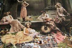 The Beautiful Necessity: Pre-Raphaelites in Vogue