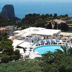grand hotel quisisana in capri. One of my best