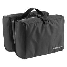 48c7abc6c5 Kathmandu Kit Triple Hanging Toiletry Bag Travel Make Up Case Wash Black  Polyester One