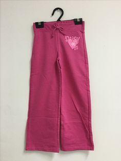 Pink Daisy Pants XXS #03340 $10.00  (1 left)