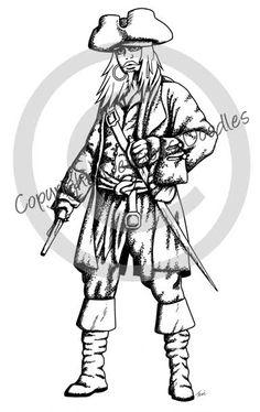 Pirates, Doodles, Fictional Characters, Image, Art, Pen Pal Letters, Searching, Art Background, Kunst
