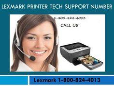 Lexmark Customer Service |1-800-824-4013| Toll Free Number USA