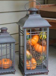 Decorazioni d'autunno per la casa (Foto) | Design Mag