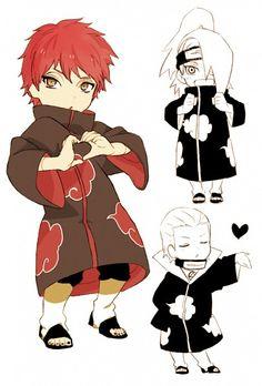 ~<3~Chuu | We Heart It #naruto #funny #akatsuki
