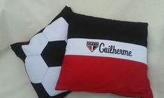 Almofada personalizada São Paulo FC.