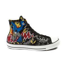 Converse All Star Hi Batman Sneaker $60