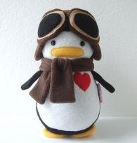 O.m.g. aviator penguin has stolen my heart.