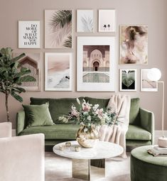 Room Wall Decor, Living Room Decor, Bedroom Decor, Gallery Wall Frames, Frames On Wall, Gallery Wall Bedroom, Living Room Inspiration, Home Decor Inspiration, Living Room Pictures
