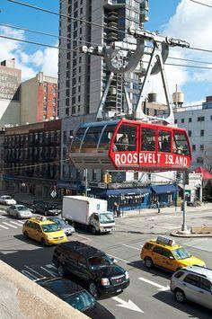 Bon plan insolite pour votre prochain voyage à New York : Roosevelt Island et ses points d'intér�