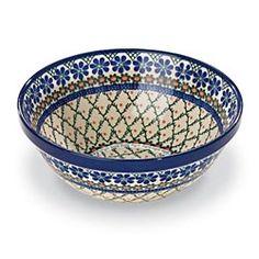 Polish Stoneware Bowl