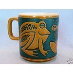 eBay Image 1 Hornsea Pottery John Clappison FROG & BUG Mug England