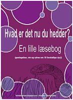 Forindskolingen Danish Language