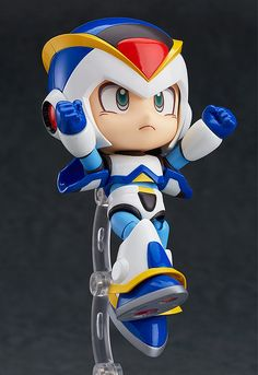 Nendoroid Mega Man X: Full Armor Series Mega Man X Manufacturer Good Smile Company Category Nendoroid Price ¥4,444 (Before Tax) Release Date 2017/04 Specifications Painted ABS&PVC non-scale articulated figure with stand included. Approximately 100mm in height. Sculptor Hiroshi Fuyama Cooperation Nendoron Released by CAPCOM Distributed by Good Smile Company