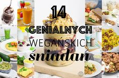 Genialne jaglane ciasto z solonym karmelem i orzechami • Anna Sudoł Muesli, Granola, Vegan Recipes, Food And Drink, Cheese, Desserts, Anna, Diet, Meal