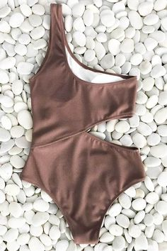 89fe7f8aad Cupshe Lost In Space One Shoulder One-piece Swimsuit 150 Lbs