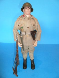 Vintage GI Joe 1966 SOTW Soldier of the World Japanese Imperiial Soldier Hasbro